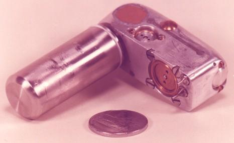 Riduttori di pressione media e bassa per l\'attuazione della valvola automatica.